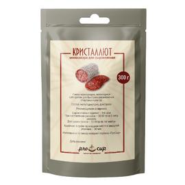 Моносахара для сыровяления Кристаллют - 300 грамм