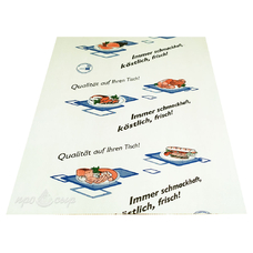 Бумага для выдержки и хранения колбасы 30х36см, Германия