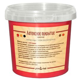 Латексное покрытие для сыра красное