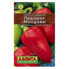 Семена Перец сладкий Подарок Молдовы